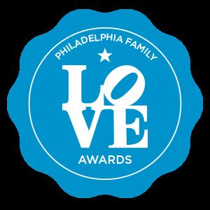 Philadelphia Family LOVE Award Winner